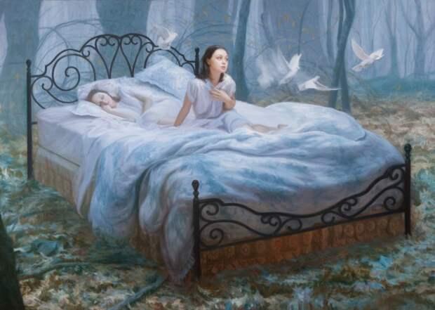 Советы сновидящего:  что помогает пробуждению  осознанности в сновидении?