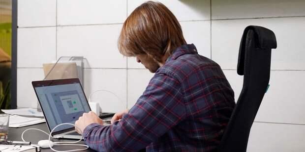 Эксперты отметили защищенность системы ДЭГ от взломов и фальсификаций Фото: Е. Самарин mos.ru