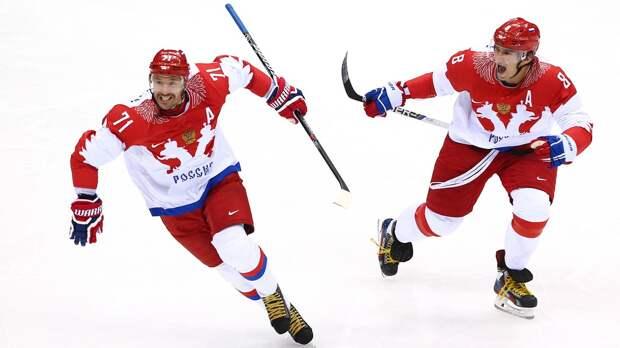 Овечкин иКовальчук брали золото ЧМипроваливали Олимпиады. Как играли вместе русские суперзвезды