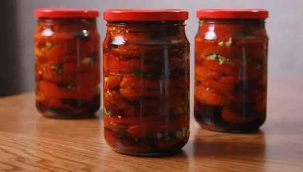 Салаты из помидоров на зиму: только лучшие рецепты