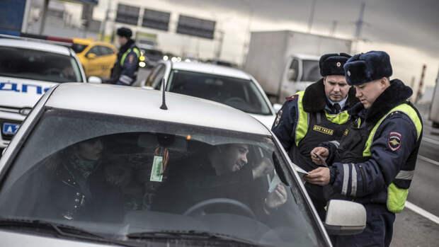 Российских водителей перестали штрафовать за одно нарушение