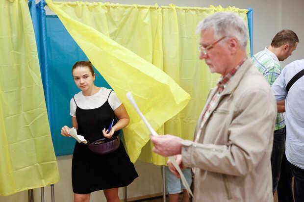 Выборы на Украине: новые люди, старые дела?