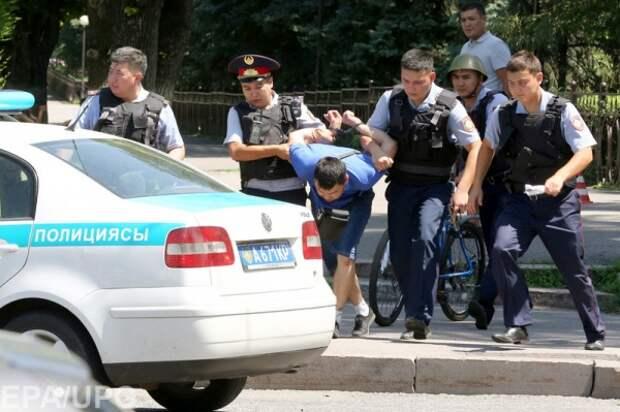 ВКазахстане задержаны восемь исламистов, готовивших теракты