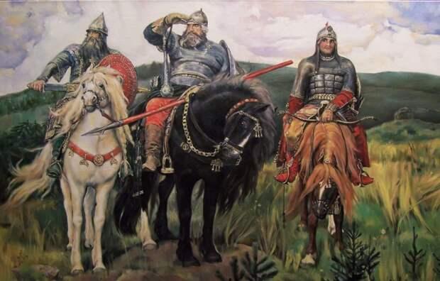 Русские богатыри: самые шокирующие факты