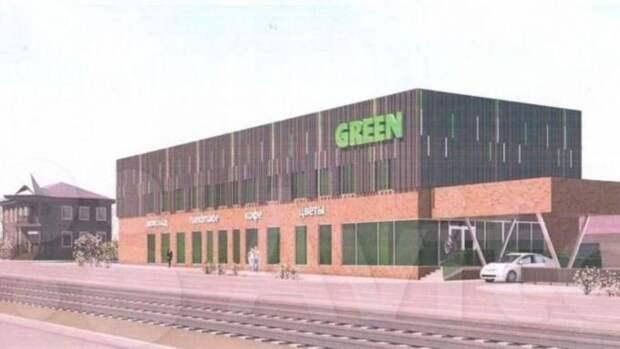 Новый торговый центр откроют в Барнауле