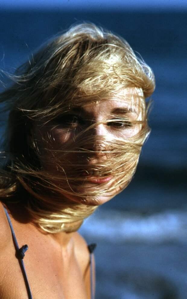 Красотка из 60-ых Эльке Зоммер