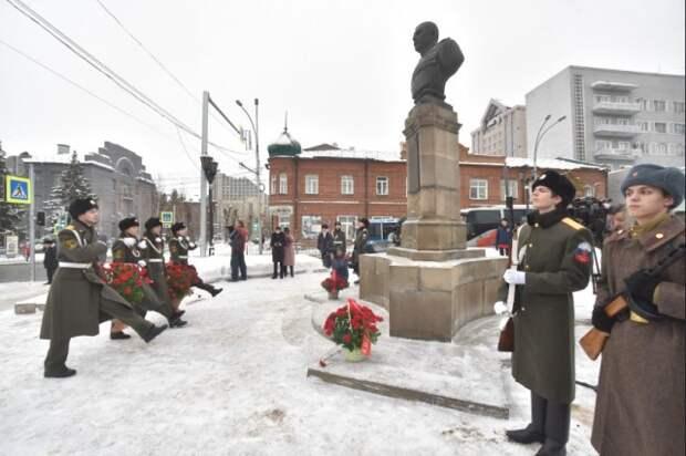 В Новосибирской области отметили День Героев Отечества