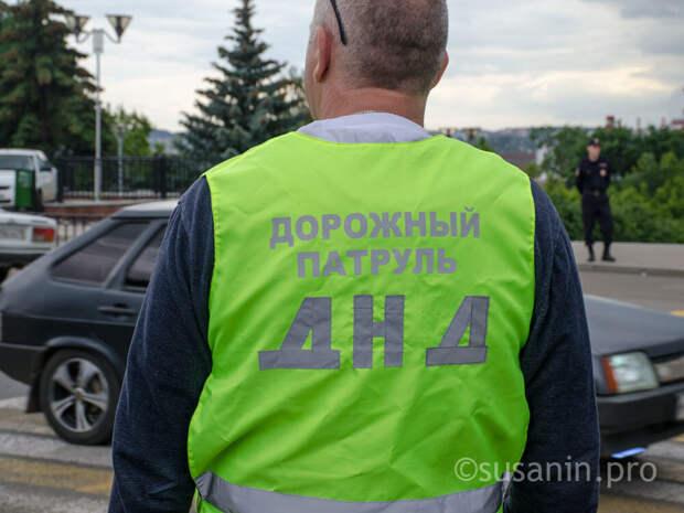 В Удмуртии решили закрыть несколько отделений ДНД «Дорожный патруль»