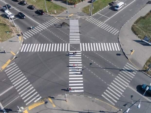 Диагональные переходы на российских дорогах могут узаконить