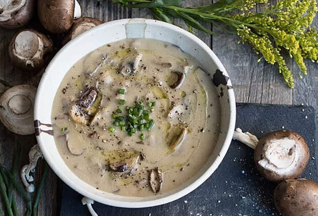 Самые вкусные согревающие супы осени