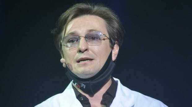 Сергей Безруков сообщил поклонникам о госпитализации с коронавирусом