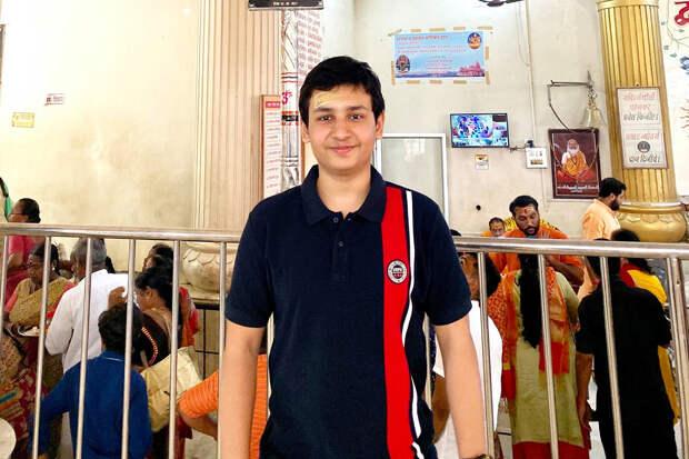 Вундеркинд из Индии закончил университет в 14 лет
