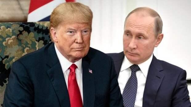 Путин и Трамп в виде матрешек красуются на обложке Time (ФОТО)