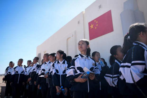 Красный флаг для красной планеты: прообраз китайской базы на Марсе