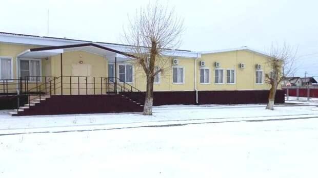 Новая поликлиника вТацинском районе готова кприему пациентов