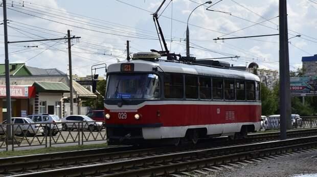 В Краснодаре временно изменятся маршруты четырех трамваев