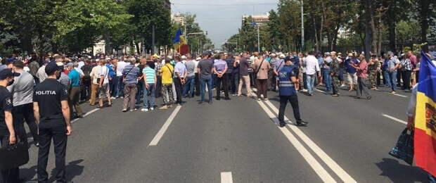 Кишинёву банально не хватило денег на блокаду Приднестровья