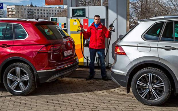 Бензин или дизель? Неожиданный результат