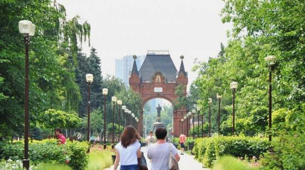 Прогноз погоды в Краснодаре на неделю: будет жарко