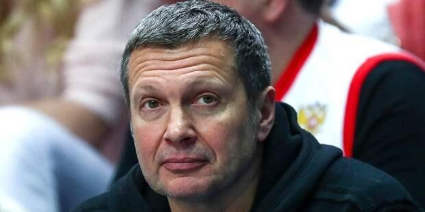 Соловьев вступился за украинцев, названных Поклонской клоунами