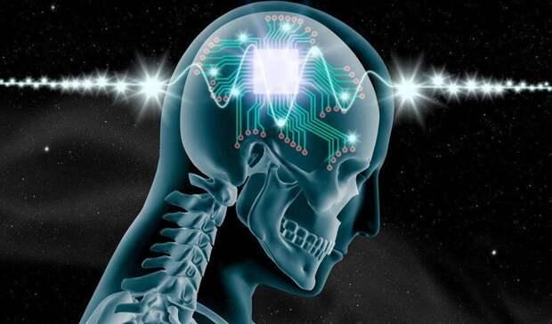 «Ъ»: власти разрабатывают программу вживления чипов вмозг человека