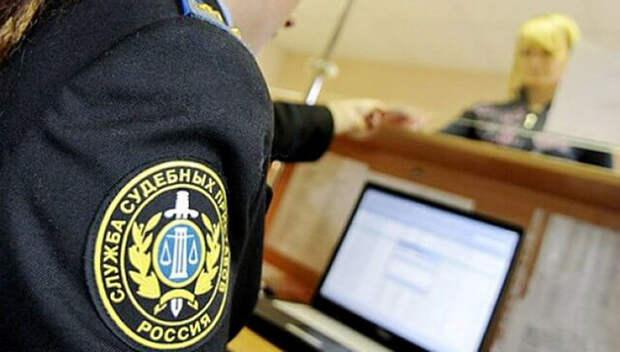 Судебные приставы Московской области получили собственное знамя