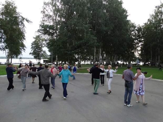На набережной Воткинска пройдут бесплатные мастер-классы по танцам