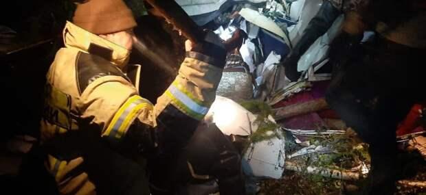 Найден чёрный ящик рухнувшего в Иркутской области самолёта L-410