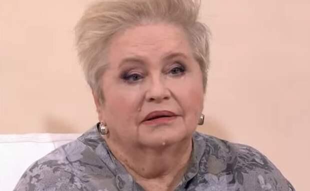 Гнилова рассказала, как отмаливала Соловьева в 40 церквях