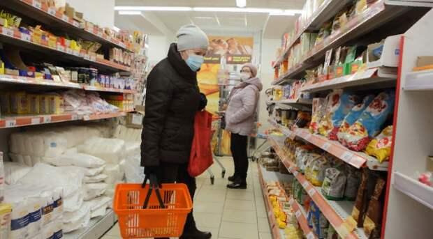 Агурбаш: Наценки на продукты в России - 100-250%, и никто не контролирует