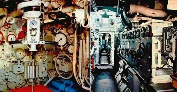 Внутри немецкой U-995: армия, подводные лодки, флот