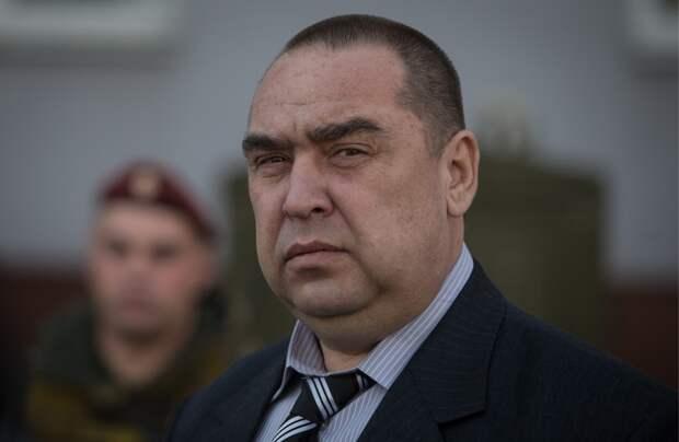 Экс-главу непризнанной ЛНР заочно приговорили к пожизненному заключению