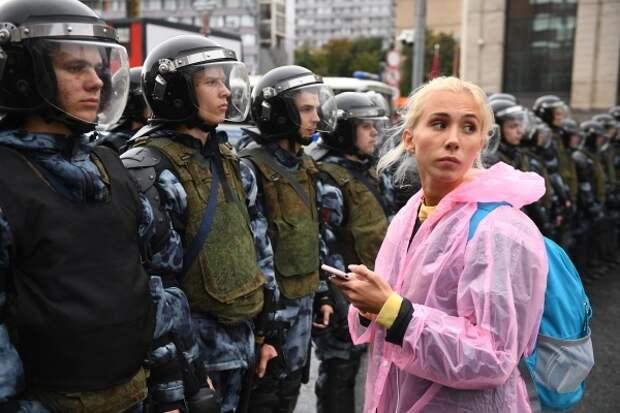 Во ВЦИОМ объяснили нежелание россиян митинговать