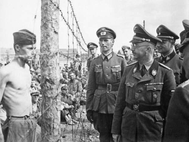 «Комиссар, коммунист, еврей»: как немцы сортировали пленных красноармейцев
