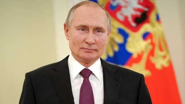 Владимир Путин начал оглашение послания Федеральному собранию