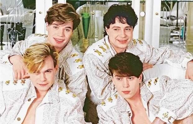 Звезды 1990-х: Как сложились судьбы солистов золотого состава группы «На-На»