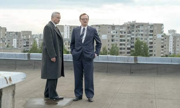 «Чернобыль», «Наследники» и «Дрянь» отмечены «Золотым глобусом»