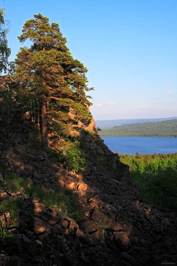Зюраткуль — зелёное царство в центре России