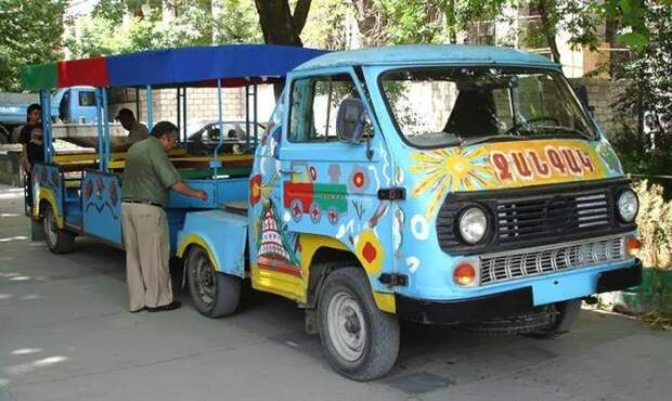 Что производил Ереванский автозавод (14 фото)