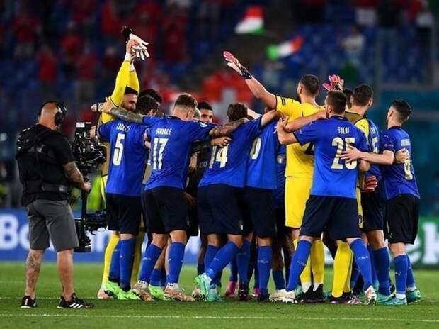 России дают 0% шансов на победу в Евро: в фаворитах нет даже Италии