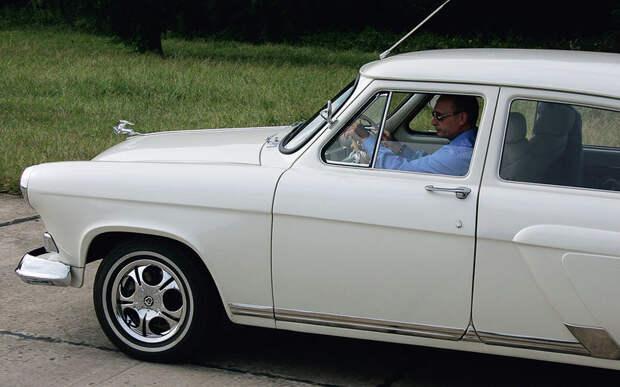 ГАЗ-21: любимая машина Папы Римского, Гагарина и Путина