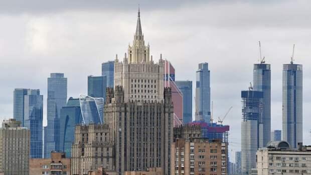 В МИД России рассказали о вызове посла США в Москве