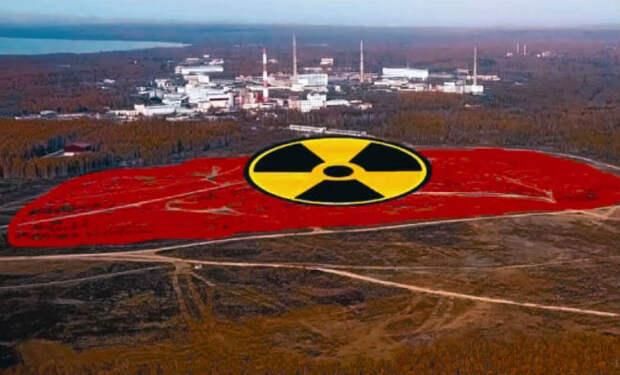 5 самых радиоактивных мест на Земле