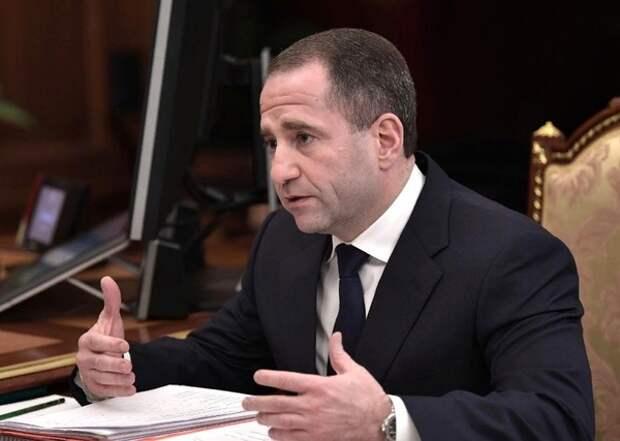 Экс-посол России в Белоруссии Бабич назначен замглавы Минэкономразвития