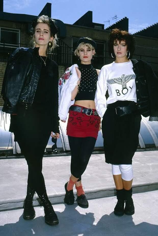 Знаменитости, на которых равнялась молодёжь 80-х