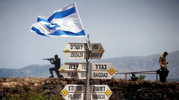 Очередной удар по международному праву: США может признать Голанские высоты за Израилем