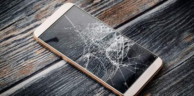 Создано стекло для смартфонов, которое может восстанавливаться самостоятельно