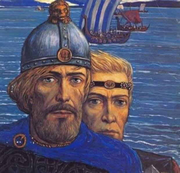 Князь Олег Вещий
