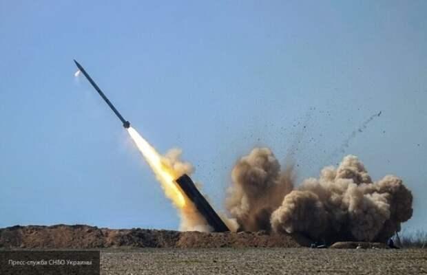 Украина успешно испытала ракету, поражающую цель на расстоянии 120 км