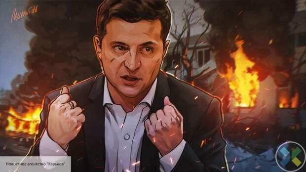 Ополченец Варяг предупредил: наступление ВСУ на Донбасс приведет к отставке Зеленского